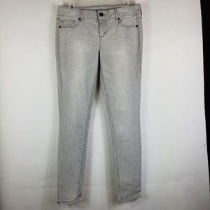 Maurice Woman Leggings Sz L Gray
